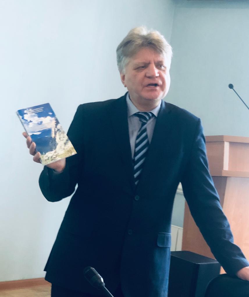 В Институте экономики УрО РАН состоялся научный семинар «Представление концепции экономико-математической модели сбалансированного природопользования ресурсных регионов»