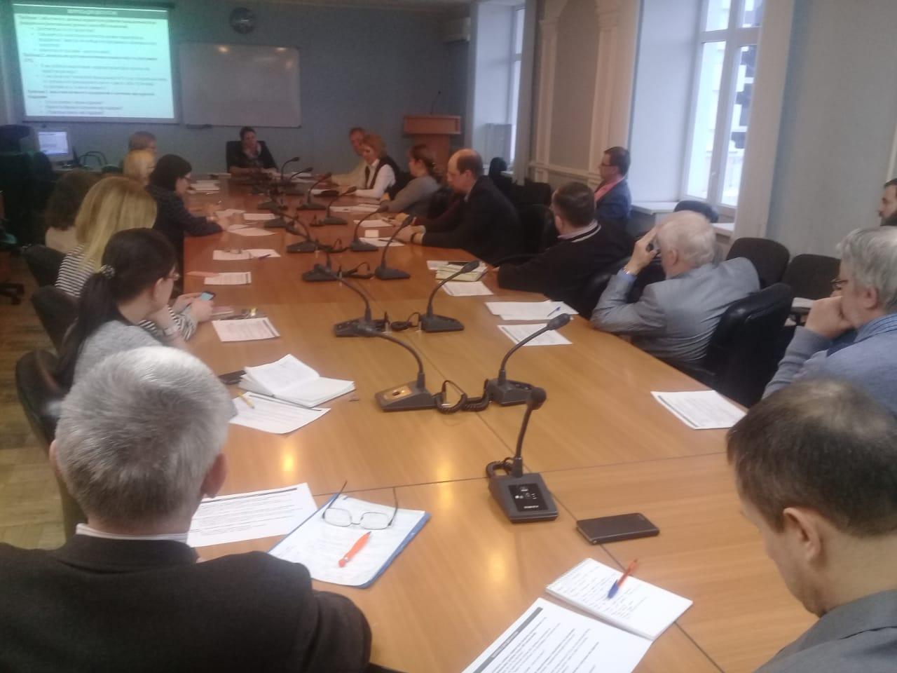 В Институте экономики УрО РАН состоялся научный семинар «Индикативный подход к развитию промышленности: методология формирования и реализации»