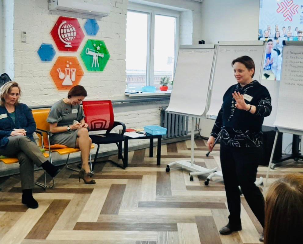 Удмуртский филиал Института экономики УрО РАН стал участником стратегической сессии о помощи одаренным детям