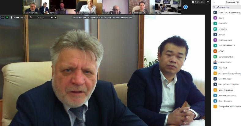 В Институте экономики УрО РАН состоялся онлайн-семинар «Экономико-математическая модель сбалансированного природопользования». ВИДЕО