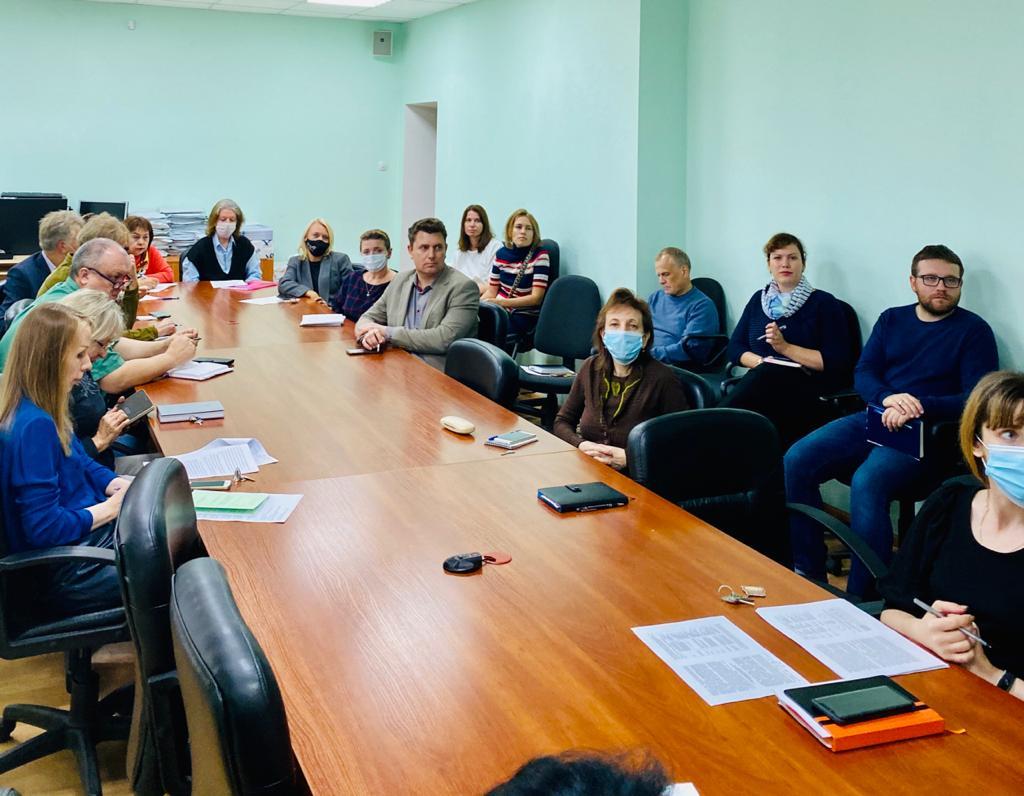 Итоги заседания Совета руководителей Института экономики  УрО РАН