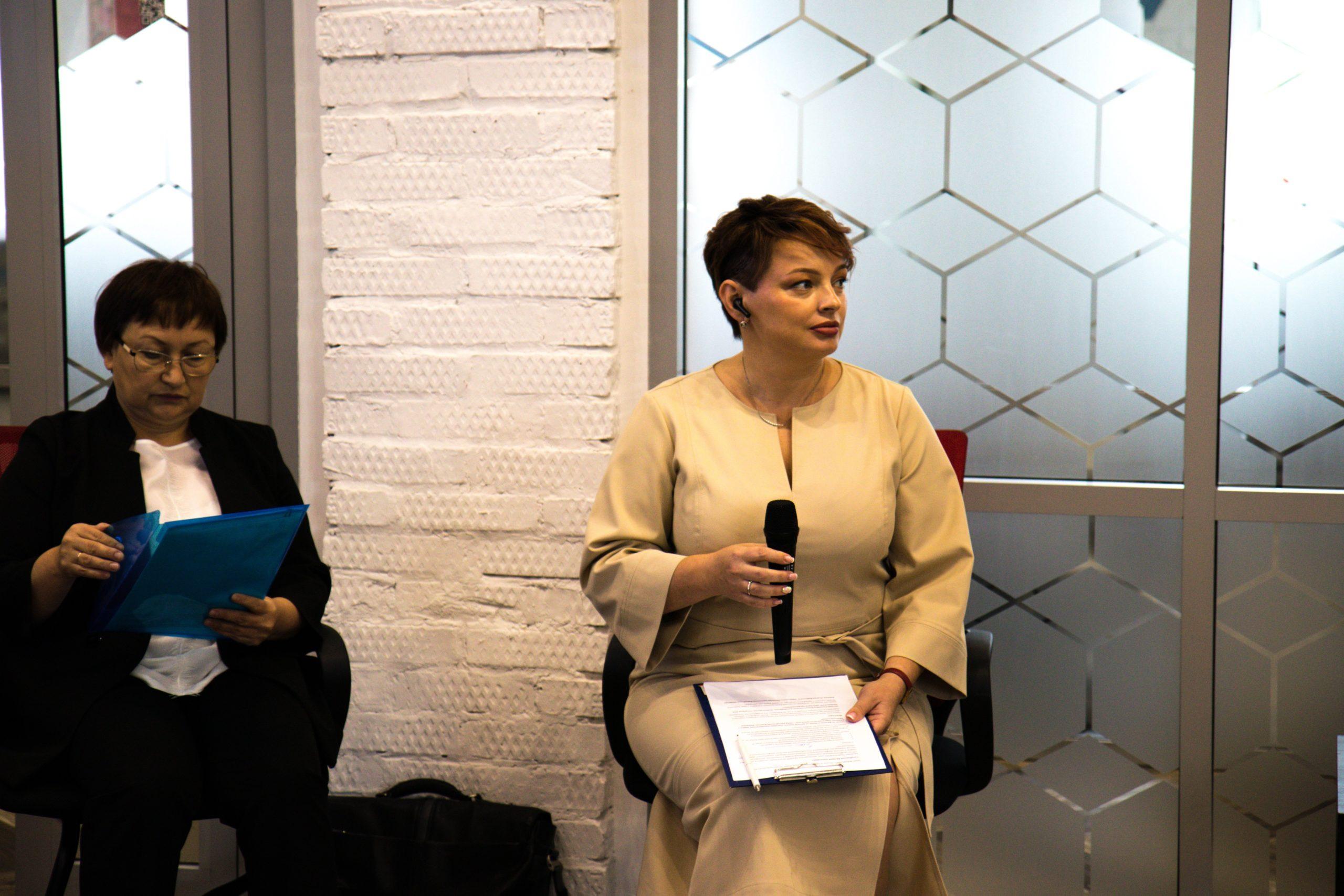 Ижевск: Опыт внедрения стандарта кадрового обеспечения экономического роста