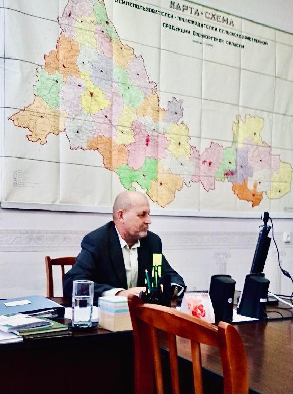 Оренбургский филиал Института экономики УрО РАН принял участие в работе научной конференции в Казахстане